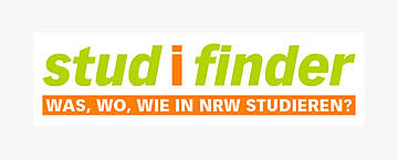 [Translate to English:] Logo studifinder