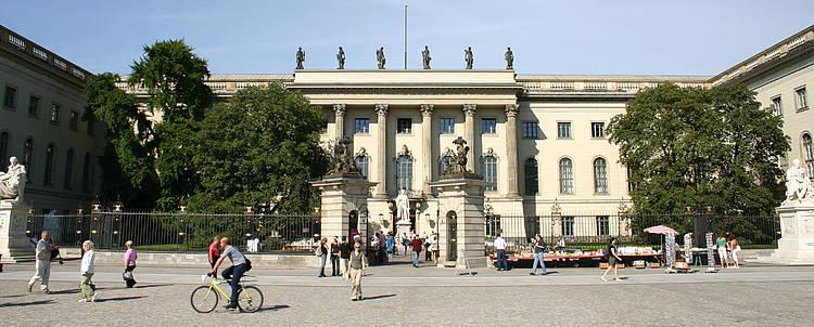 Hochschulkompass Berlin